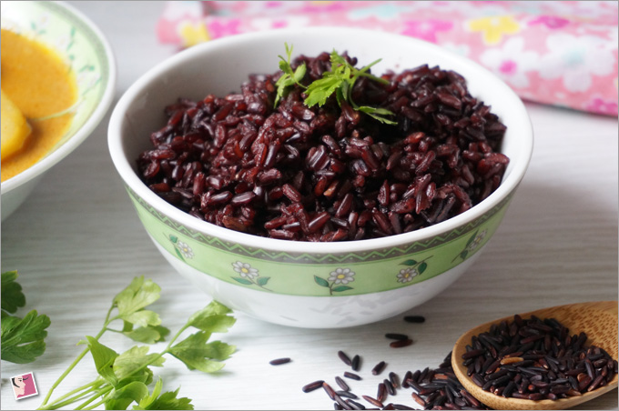 Beauty Benefits Of Organic Black Rice