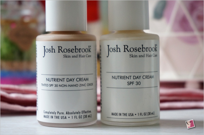 Josh Rosebrook Nutrient Day Cream SPF30