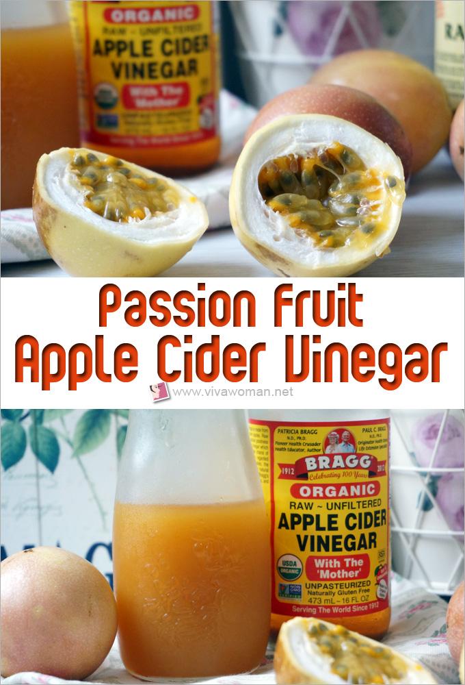 how-to-make-passion-fruit-apple-cider-vinegar