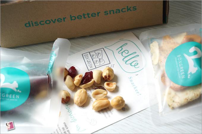 BoxGreen Snacks