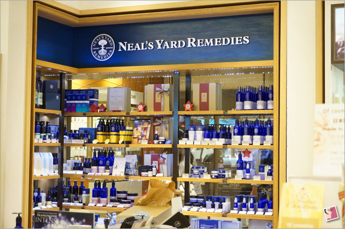 Neal's Yard Remedies Japan
