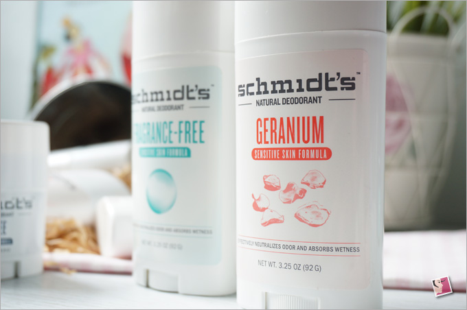 Schmidt's Natural Deodorant Sensitive Skin Formula