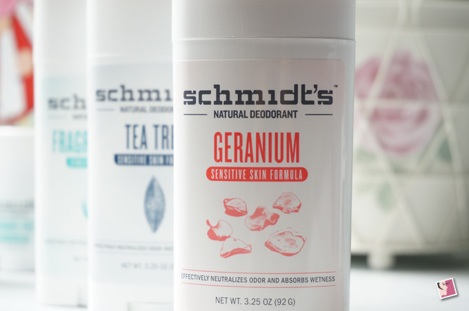 Schmidt's Natural Deodorant Sensitive Skin Trio Pack