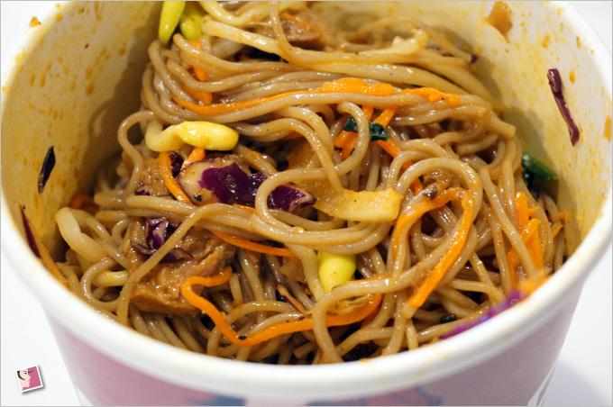 Dosirak Wheat Noodle Takeway