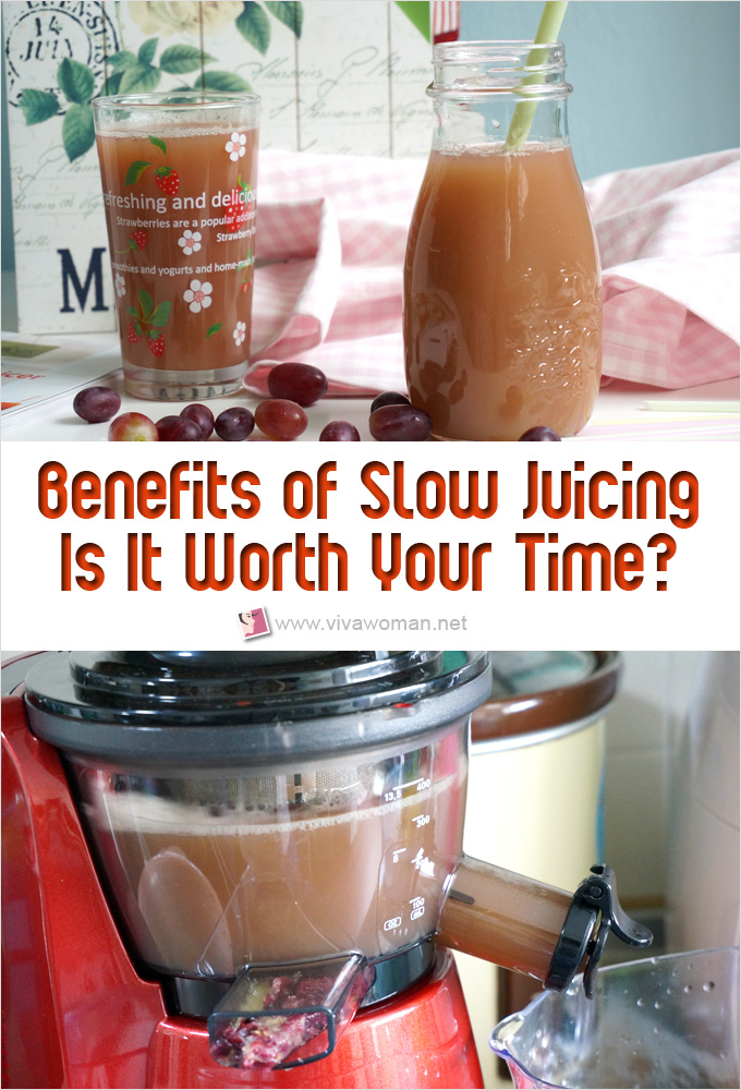 Benefits of Slow Juicing. Is It Worth Your Time?